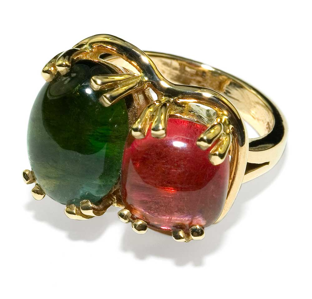 JELLY BEAN RING