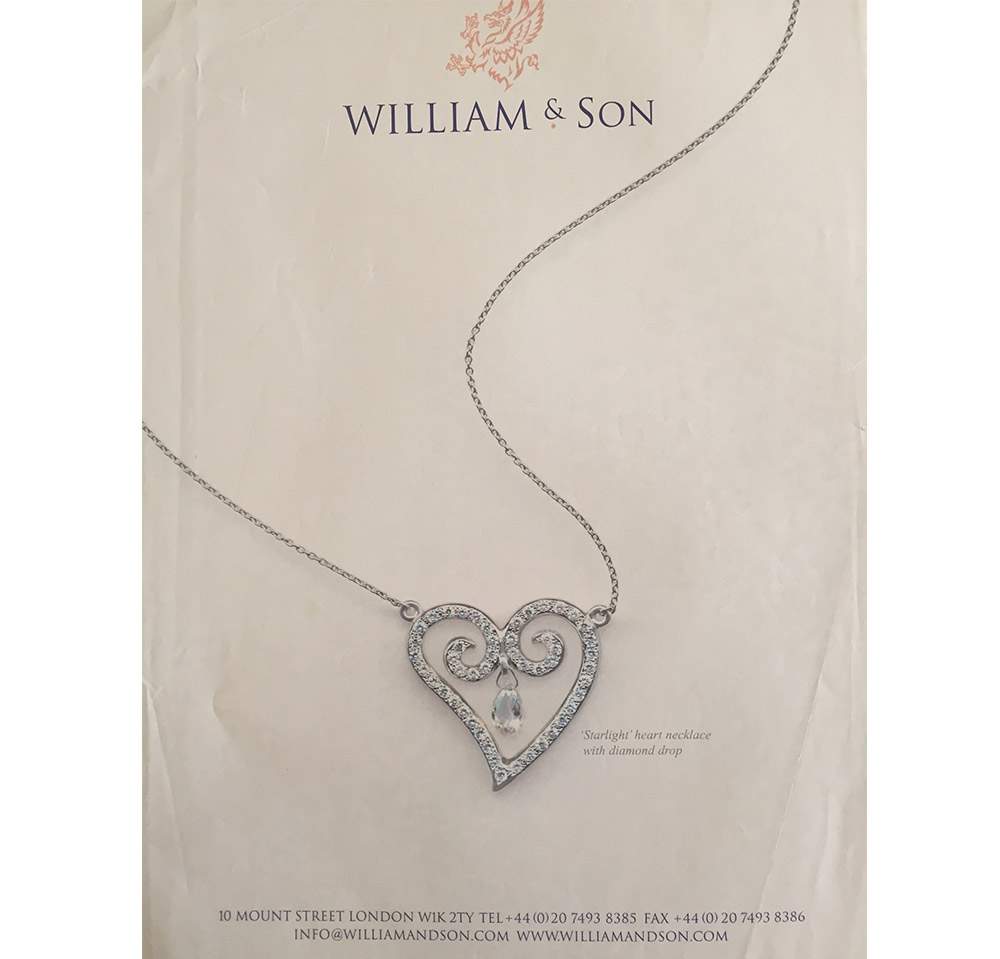 WILLIAM AND SON