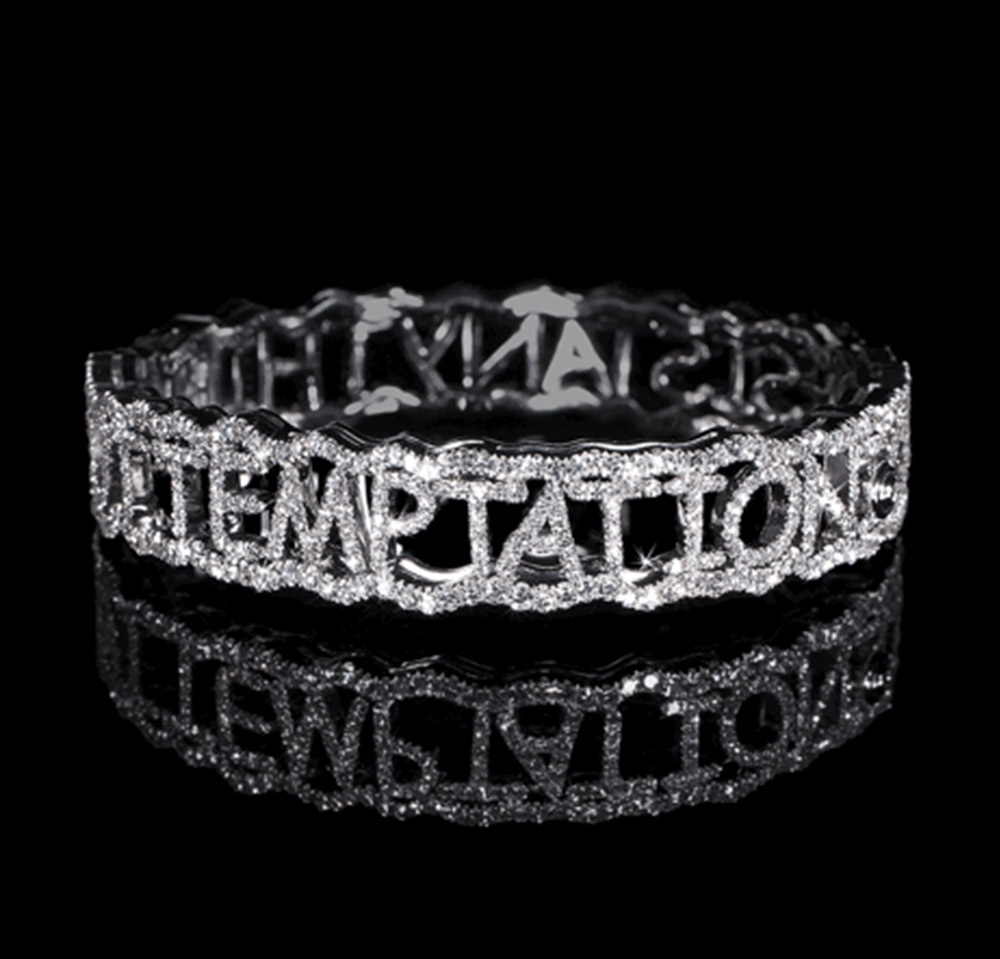 DIAMOND TEMPTATIONS RING