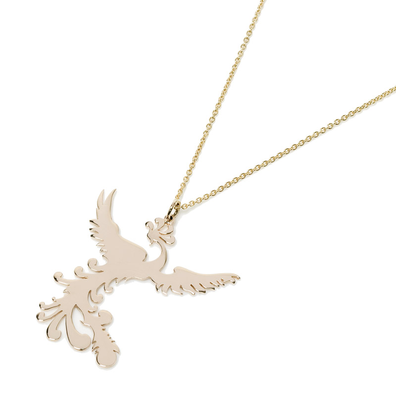 FIREBIRD NECKLACE